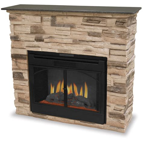 Electric Wood Stove Fireplace by Porch Room Design