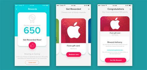 mobile rewards ios mobile rewards screens xdguru