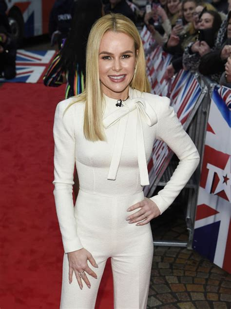 amanda holdens amanda holden fired from britain s got talent by simon