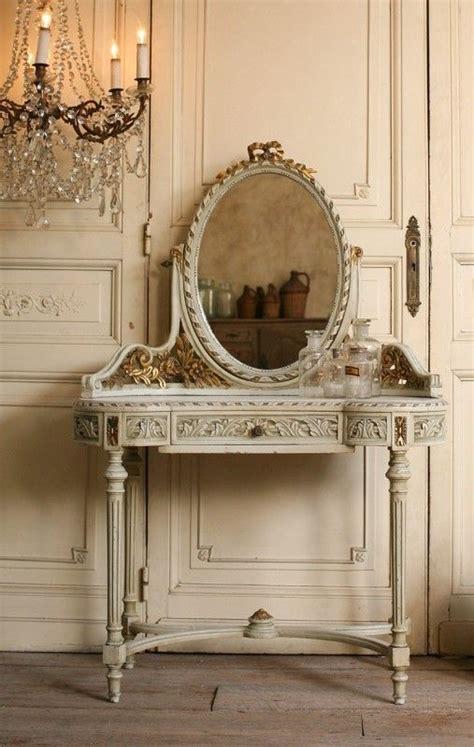 vintage louis xvi style vanity home
