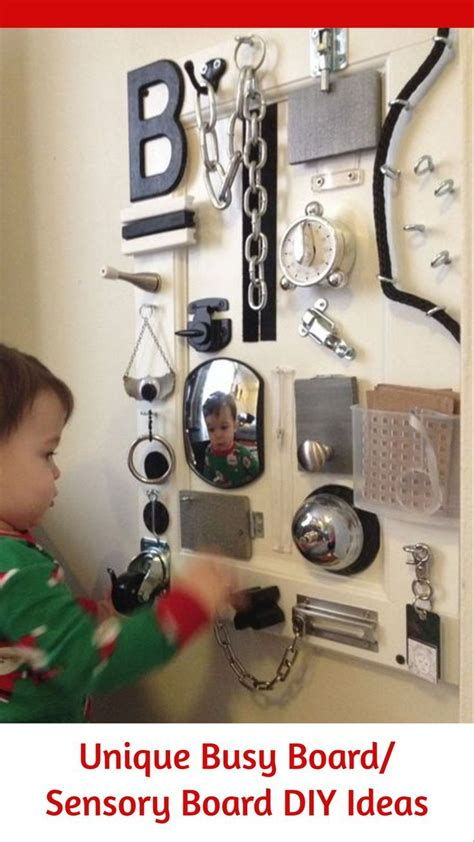 sensory board pictures  diy toddler busy boards