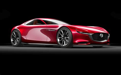 mazda rx mazda rx 9 previewed with rx vision rotary concept at