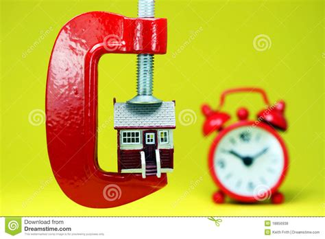is it time to buy a house time to buy a house royalty free stock photos image 18856938