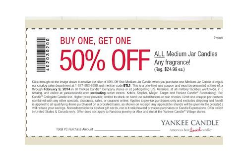 yankee candle coupons printable december 2018