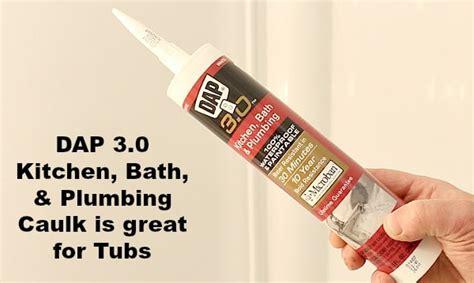 Best Caulk For Bathroom Shower How To Caulk A Bathtub Home Repair Tutor