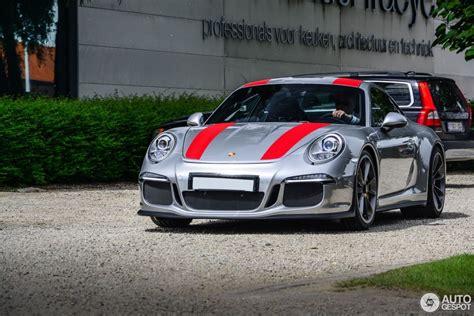 Porsche Silber by Silver Porsche 911 R Is Just Eye Popping