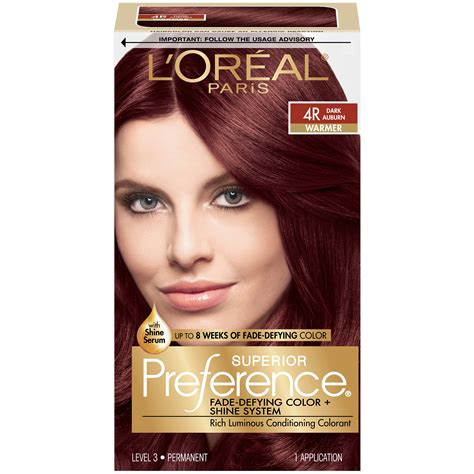 l oreal hair color l oreal superior preference mousse