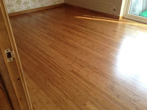 refinishing bamboo floors how to sand a floor