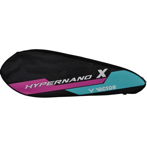 Raket Victor Hypernano X 800 victor hypernano x 800 badminton racket tennisnuts