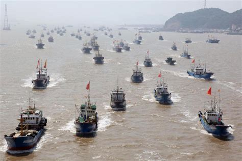 boat manufacturers in south korea fishing begins again in east china sea 1 chinadaily cn