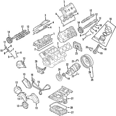 2000 vw passat engine diagram 2000 volkswagen passat parts mileoneparts