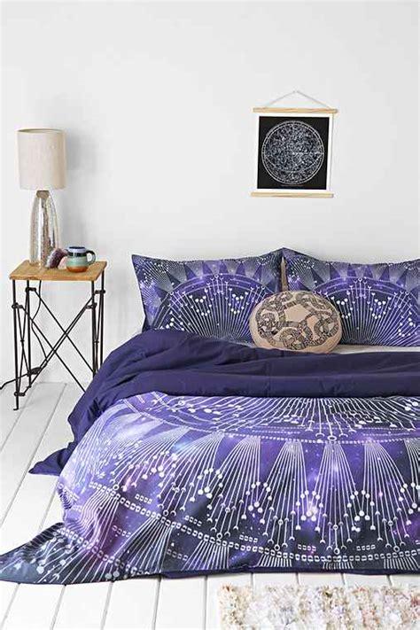 magical thinking bedding magical thinking cosmic medallion duvet cover urban