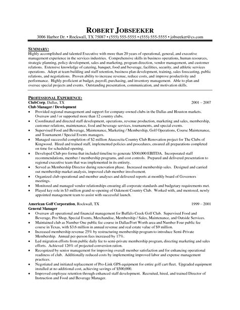 sle resume retail manager 28 images retail store manager
