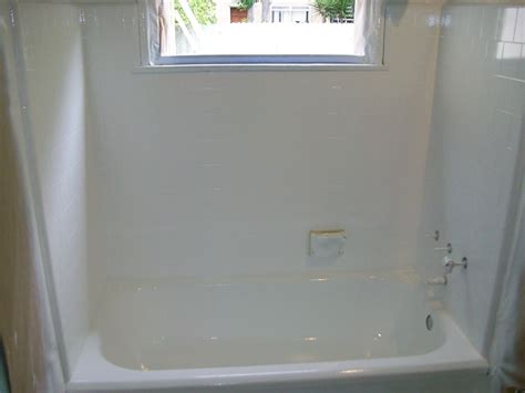 reglazing porcelain bathtub reglaze tub bathroom floor wall after refinishing gfr