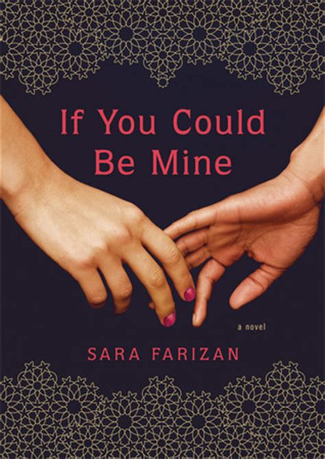 be mine books if you could be mine by farizan reviews discussion