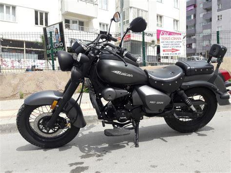 sahibinden falcon freedom  satilik motosiklet ikinci