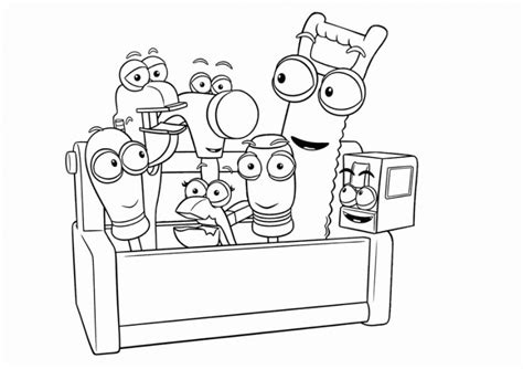 Fun Coloring Pages Handy Manny Coloring Pages Handy Manny Coloring Pages