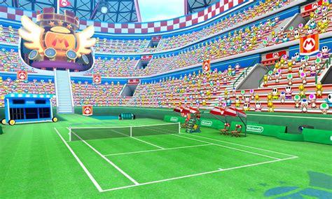 mario tennis open mario party legacy