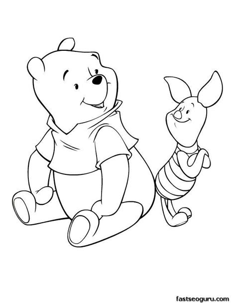 Printable Coloring Pages Disney Characters Journalingsage Com Characters To Colour In And Print