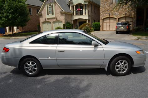 2001 Toyota Solara 2001 Toyota Solara I Coupe Pictures Information And