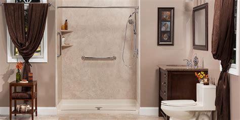 shower inserts bathroom remodeling west shore