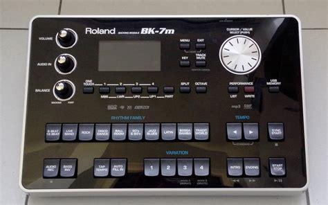 roland bk  modul