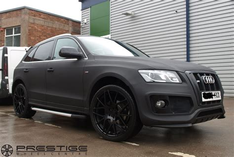 Audi Felgen Schwarz by Grey Audi Q5 Black Rims