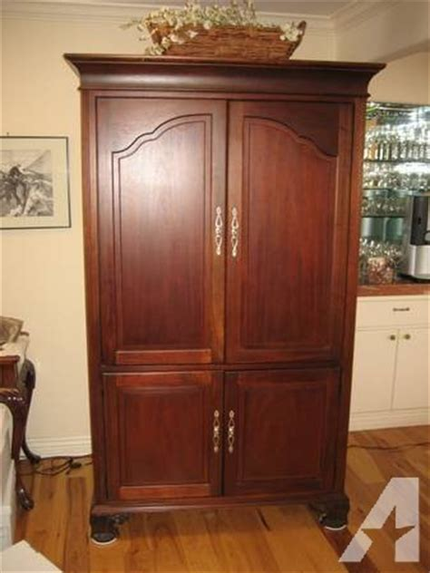 Thomasville Bedroom Furniture Armoire Thomasville Armoire For Sale In Santa Barbara