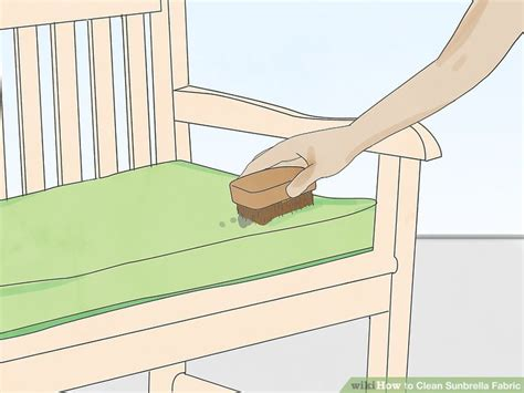 cleaning sunbrella awnings 3 ways to clean sunbrella fabric wikihow