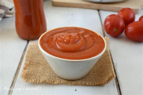 ketchup fatto in casa veloce ricetta ketchup fatto in casa da conservare per l inverno
