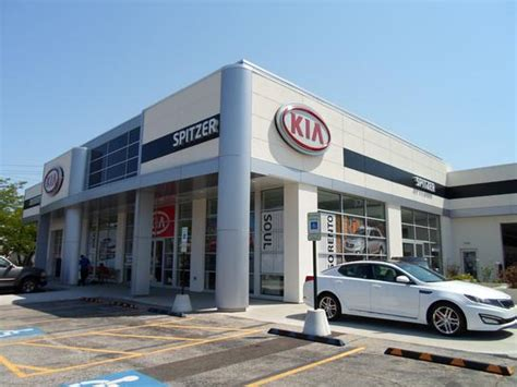 Kia Dealerships In Cleveland Spitzer Kia Cleveland Car Dealership In Cleveland Oh