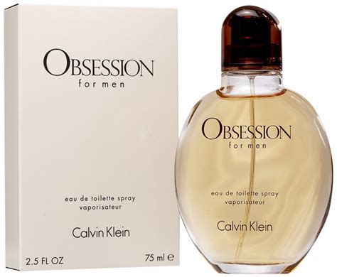 obsession in obsession for by calvin klein 2 5oz edt yugster