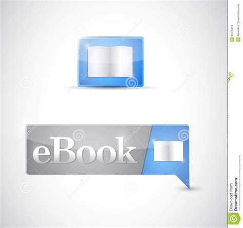 pattern making ebook free download ebook icon button blue download royalty free stock images