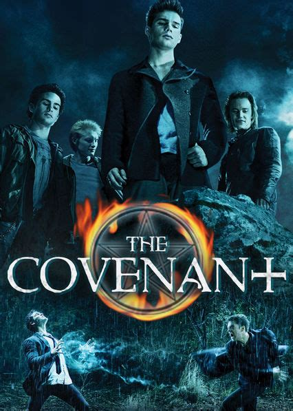 The Covenant is the covenant 2006 available to on uk netflix