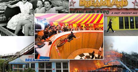 theme park newspaper articles britain s oldest amusement park dreamland reopens after 10