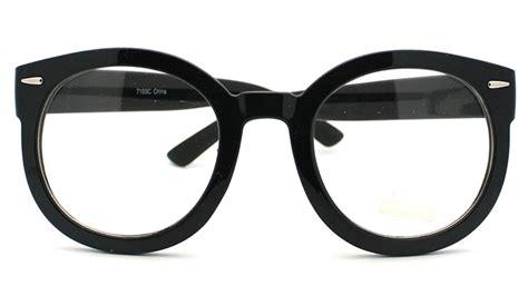 large glasses bold frame mj boutique