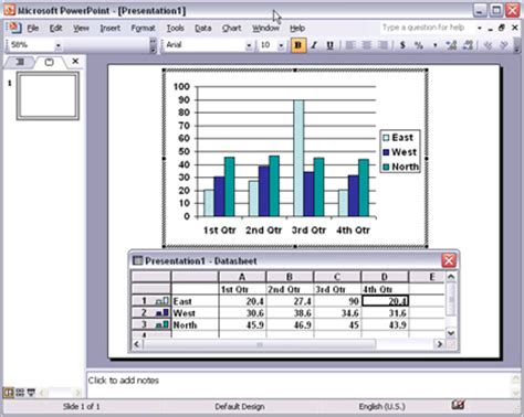 inserting charts in powerpoint 2007 for windows inserting charts in powerpoint 2003 for windows