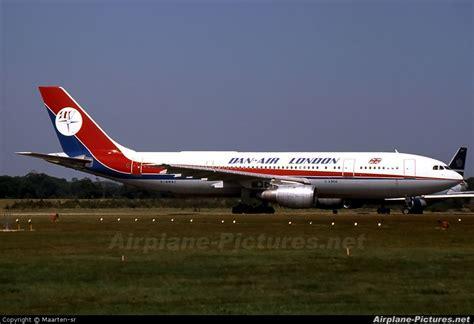 Air Dan Air 2 g bmnc dan air airbus a300 at gatwick