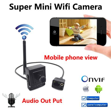 new mini ip wireless 720p cameras wifi cctv