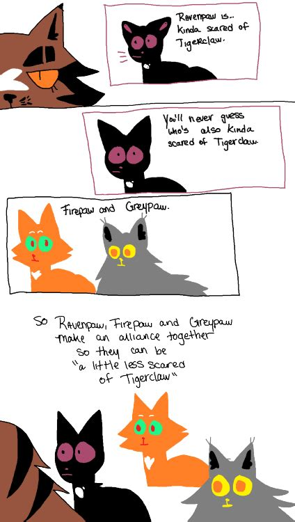 Warrior Cats Meme - warrior cats meme tumblr