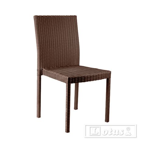 Kursi Stacking Chair jual kursi cafe rotan sintetis stacking holo murah
