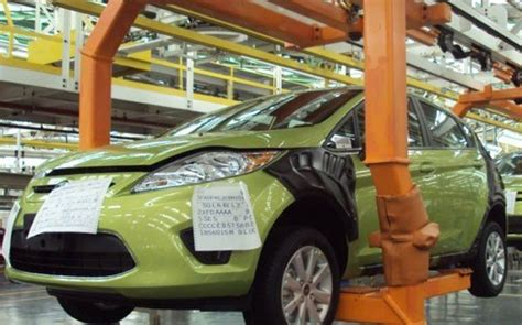 cuautitlan mexico ford plant research firms predict rise in small car assembly in mexico