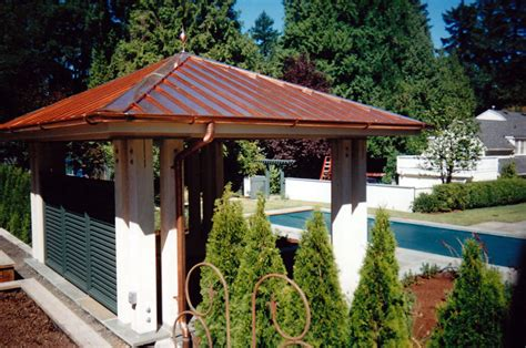 Backyard Creations Steel Roof Gazebo Metal Roof Gazebo Garden Amazing Gazebo For Small
