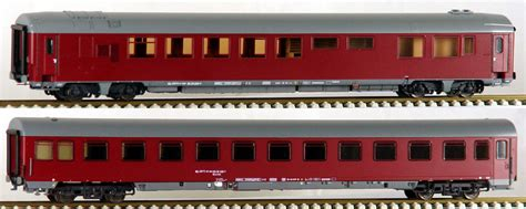 buffet ls set of 2 ls models set of 2 passenger cars of express