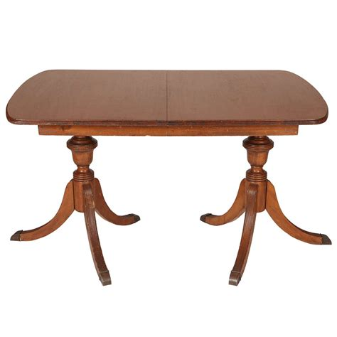 dining table antique duncan phyfe dining table duncan phyfe style mahogany dining table for sale at 1stdibs