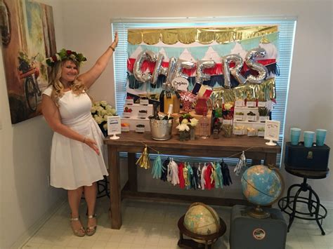 themed party weekends miami bachelorette party inspiration