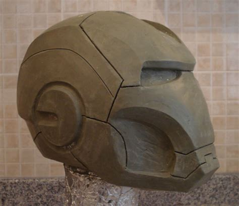 How To Make A Paper Halo Helmet - paper mache helmet