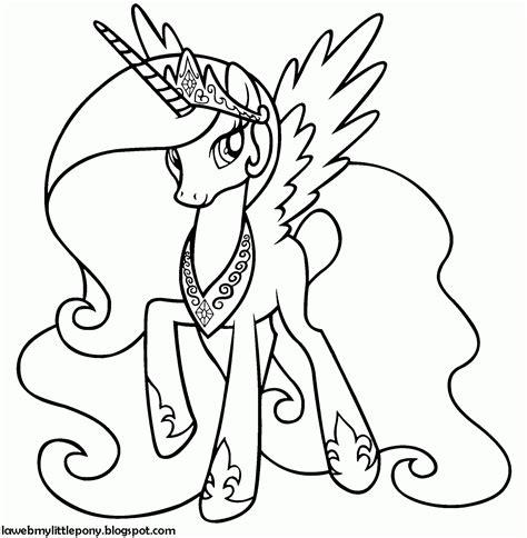 My Little Pony Dibujos Para Colorear De Rainbow Dash De My Little | my little pony dibujos para colorear de la princesa