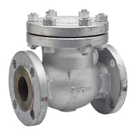 cast steel swing check valve cast steel swing check ansi 150 young cunningham ltd