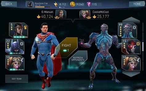 injustice hack apk injustice 2 mod apk android 2 1 0 apkpurapps